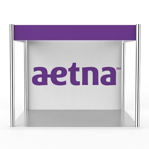 aetna virtual booth