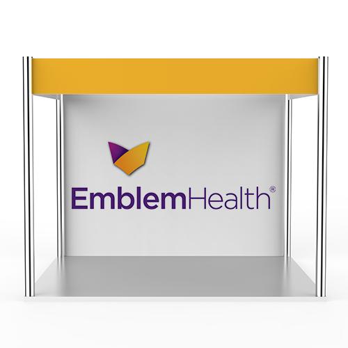emblem virtual booth