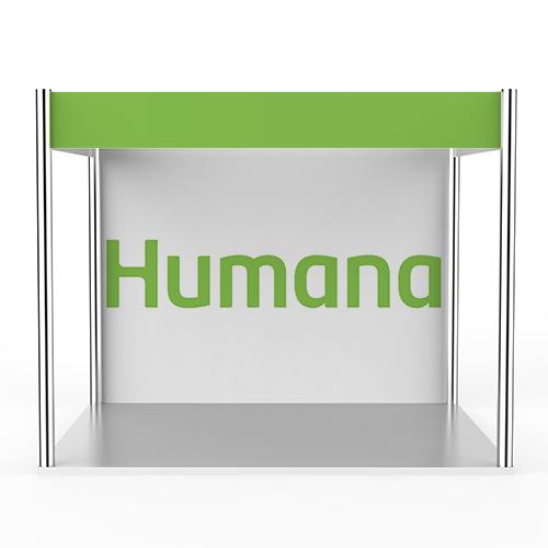 humana virtual booth